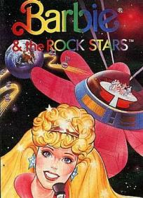 Barbie, a Estrela do Rock