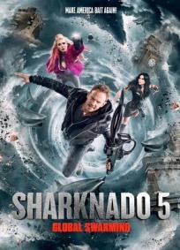 Sharknado 5: Voracidade Global