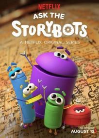Pergunte aos StoryBots