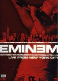 Eminem Live From New York City