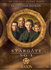 Stargate SG1 - 2ª Temporada