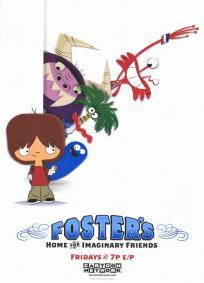 A Mansão Foster Para Amigos Imaginários