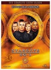 Stargate SG1 - 6ª Temporada