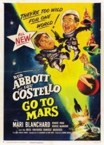 Abbott e Costello no Planeta Marte