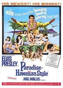 No Paraíso do Havaí