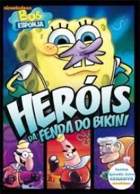 Bob Esponja - Heróis da Fenda do Bikini