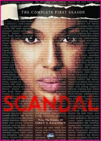 Scandal - 1ª Temporada