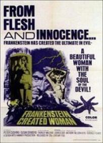 Frankenstein Criou a Mulher