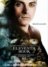 Eleventh Hour - O Último Recurso  - 1ª Temporada