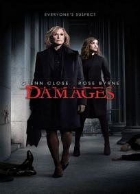 Damages - 3a temporada