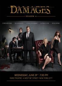 Damages - 4a temporada