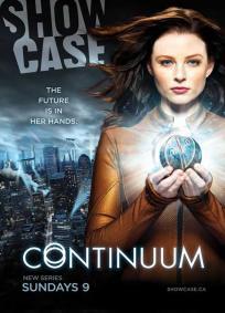 Continuum - 1ª Temporada