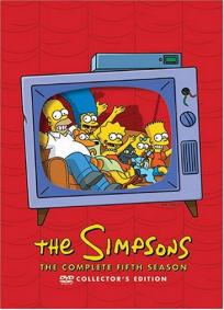 Os Simpsons - 5ª Temporada