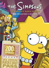 Os Simpsons - 9ª Temporada