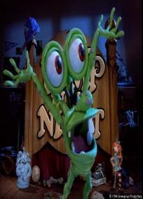 Mr. Bumpy