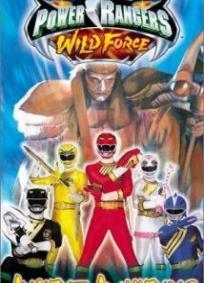 Power Rangers - Força Animal