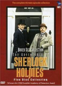 As Aventuras de Sherlock Holmes - 1ª Temporada