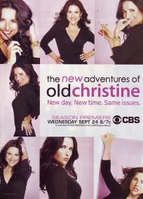 As Novas Aventuras da Velha Christine 3a Temporada