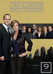 Lei e Ordem: Unidade de Vitimas Especiais - 9ª Temporada