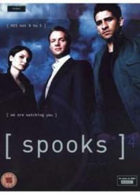 Dupla Identidade/Spooks - 4ª Temporada