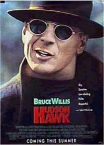 Hudson Hawk - O Falcão Está À Solta