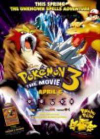 Pokémon 3 - O Feitiço dos Unown