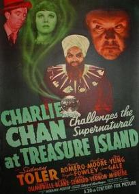 Charlie Chan na Ilha do Tesouro