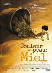 Cor da Péle - Mel