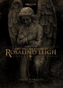 O testamento e último desejo de Rosalind Leigh