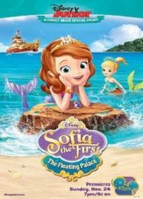 Princesinha Sofia - Um Palácio na Água