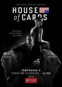 House of Cards - 2ª Temporada