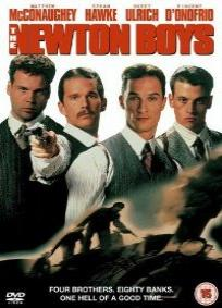 Newton Boys - Os Irmãos Fora-da-Lei