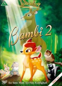 Bambi 2 - O Grande Príncipe da Floresta