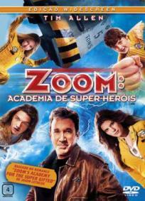 Zoom - Academia de Super-Heróis