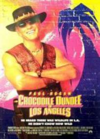 Crocodilo Dundee em Los Angeles