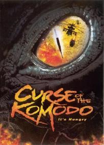 Criaturas - The Curse of the Komodo