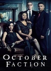 October Faction - 1ª Temporada