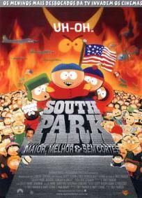 South Park - Maior, Melhor e Sem Cortes