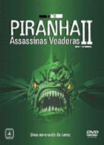 Piranha II - Assassinas Voadoras