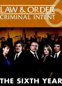 Law & Order - Criminal Intent - 6ª Temporada