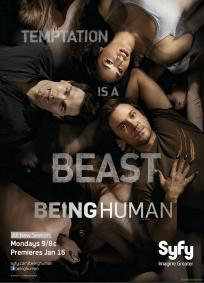 Being Human (US) - 3ª Temporada
