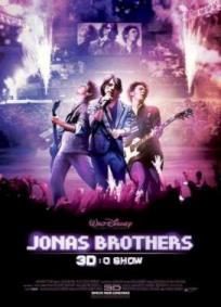 Jonas Brothers 3D - O Show