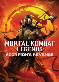 Mortal Kombat Legends - A Vingança De Scorpion