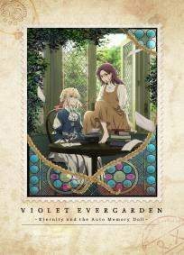 Violet Evergarden Gaiden - Eternidade e a Boneca de Automemória
