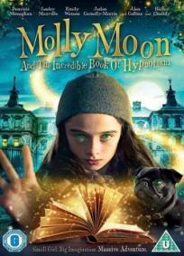 O Incrível Livro de Hipnotismo de Molly Moon