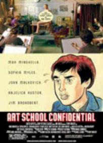 Uma Escola de Arte Muito Louca