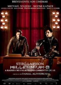 Millenium - A Rainha do Castelo de Ar