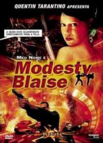 Meu Nome é Modesty Blaise