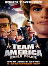 Team America - Detonando o Mundo