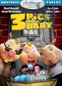Três Porquinhos e um Bebê